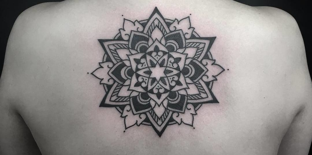 58 Amazing Mandala Tattoo Design Ideas