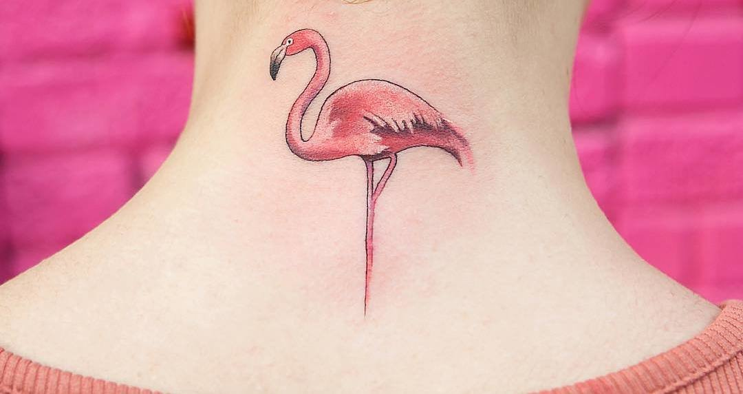 Flamingo Tattoo
